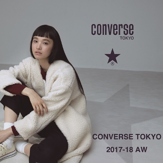 CONVERSE TOKYO 2017 AUTUMN/WINTER COLLECTION