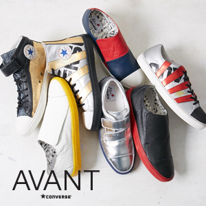 AVANT CONVERSE LAST COLLECTION 2017.3/25(SUN) DEBUT!!