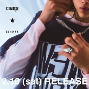 CONVERSE TOKYO × DIMMAK 2018 SS  2/10 (sat) RELEASE