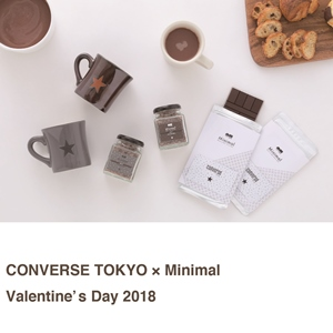 CONVERSE TOKYO Valentine' s Day 2018