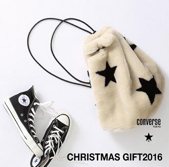 CONVERSE TOKYO CHRISTMAS GIFT 2016