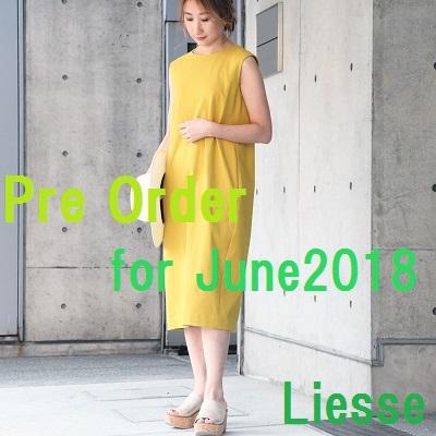 Pre Order    for June 2018