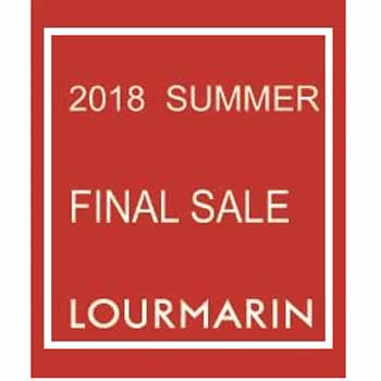 LOURMARIN  2018 SUMMER  FINAL SALE☆