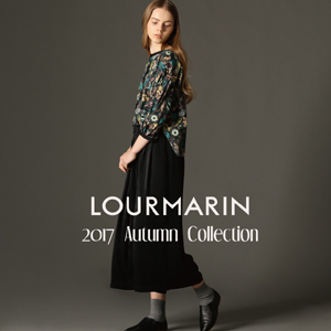 LOURMARIN 2017 Autum  Collection