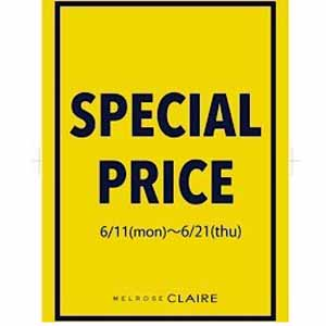 ☆Special Price☆第3段!!!