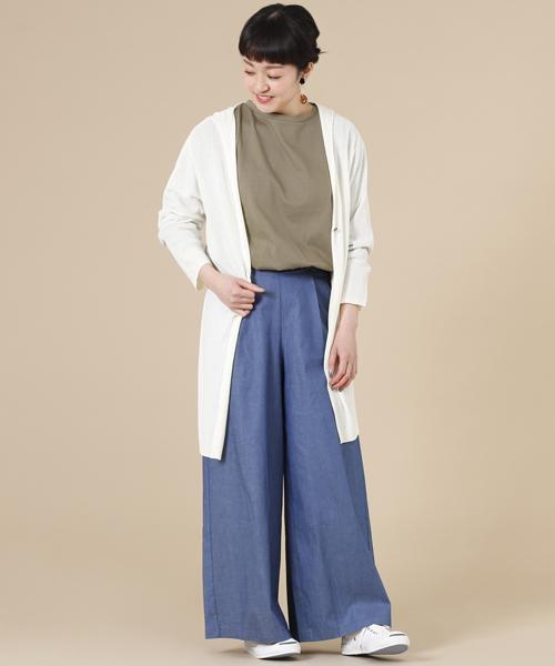 waffle Knitted fabric  cardigan