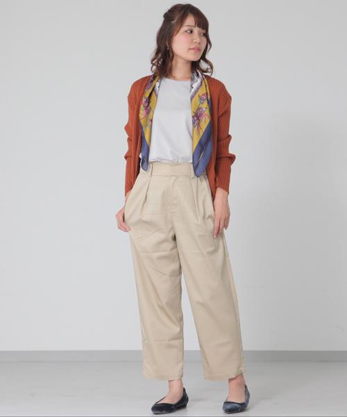 ☆Tencel stretch pants☆
