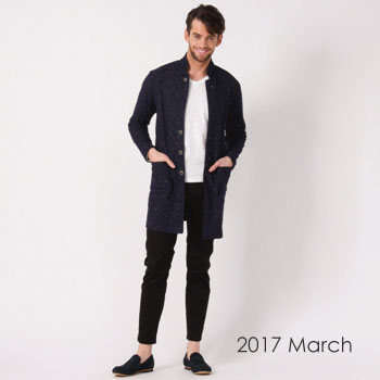 2017 March LOOK BOOK