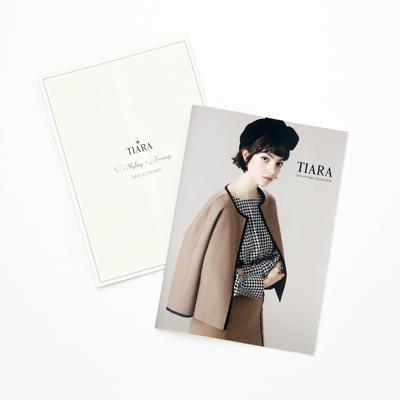 【TIARA】2018AUTUMNカタログプレゼント