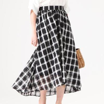 【TIARA】暖かくなってきたら、やっぱりスカート!