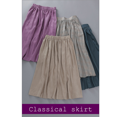 【TIARA】Classical Skirt