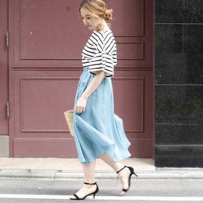 【TIARA】この夏も絶対スカートスタイル!