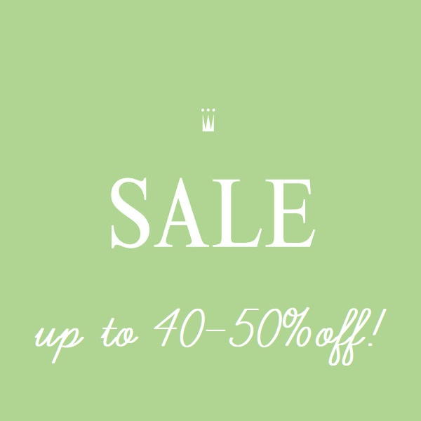 【TIARA】SALE up to 40-50% off !!