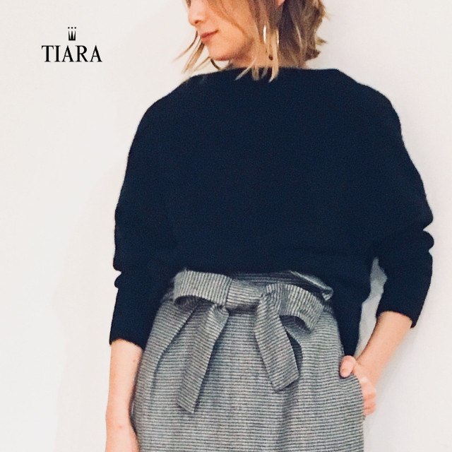【TIARA】今週の店頭人気トップス