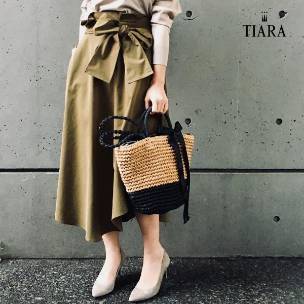 【TIARA】今月の店頭売れ筋ボトムス