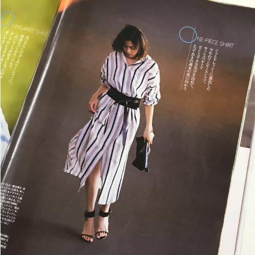 雑誌『Oggi』8月号掲載アイテム入荷です!